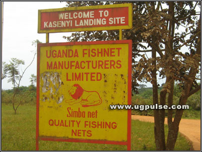 Welcome to Kasenyi Landing Site