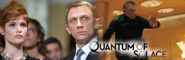James Bond: Quantum of Solace - UGPulse Reviews