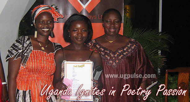 Uganda Ignites in Poetry Passion