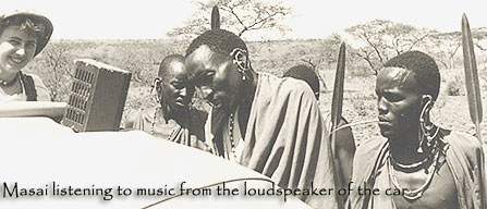 Letters from Sonja: The People of Kenya