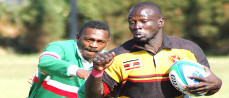 Views from Fiona: Uganda Rugby