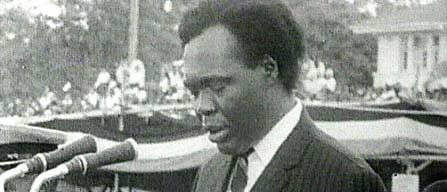 First Ugandan Prime Minister and Twice President Milton Obote Dies
