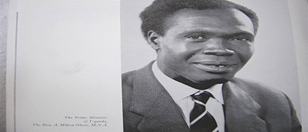 1962: Obote and Uganda's Independence