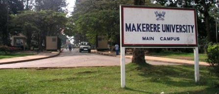 Students Explain Makerere University Potential in an Academic Fair