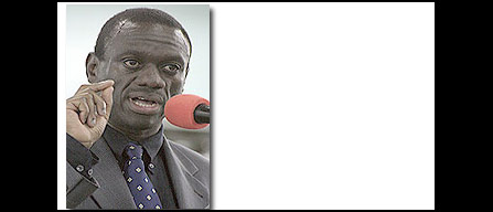 Uganda Elections 2006: Electoral Commission Allows Besigye's Nomination