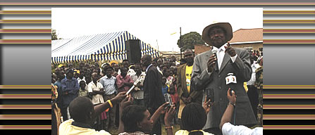 Uganda Elections 2006: NRM-O States Their Vision