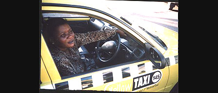 Women Taxi Drivers Set to Revolutionize Transport in Kampala