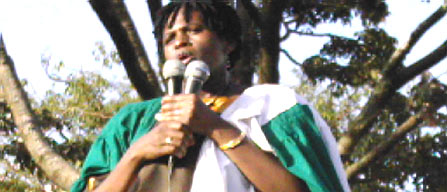 Uganda Elections 2006: Musicians Take Over Political Campaigns