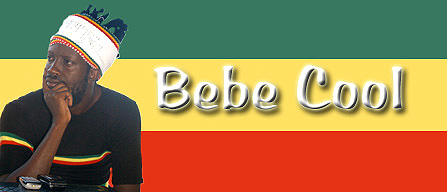 Who was Who in Ugandan Music 2005: Bebe Cool