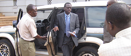 Uganda Elections 2006: Besigye Presidential Election Petition Testing the Courts