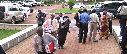 Uganda Elections 2006: 'We shall show our people how to fight...'