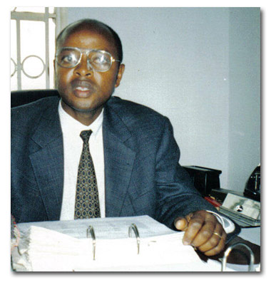 Dr. Nuwagaba Augustus,land policy development consultant