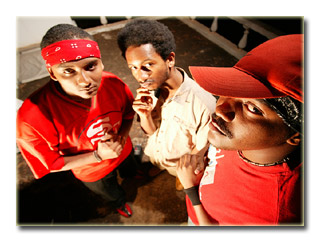 Klear Kut: Papito, Missing Link and Tha Mith