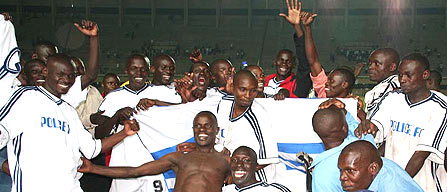 Police Ready to Hand Cuff Moro at CECAFA