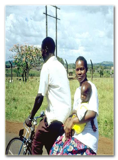 Boda-Boda in Busia