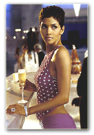 Halle Berry as Jinx in MGM's Die Another Day