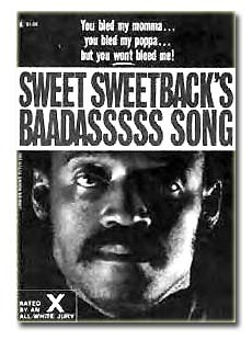 Van Peebles in Sweet Sweetback's Baadasssss Song