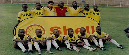 Future of Ugandan Soccer Lies in Academies
