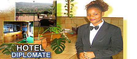 Company Profiles: Hotel Diplomate Kampala - Above all the Rest