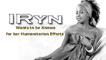 Iryn Namubiru: Wants to be Known for her Humanitarian Efforts