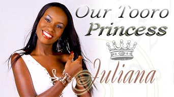 Juliana Kanyomozi: Our Tooro Princess
