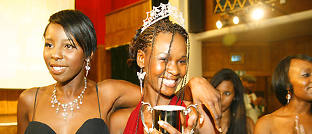 Maureen Nyakaira Named as Miss East Africa UK 2007