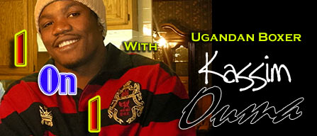 One on One with Kassim 'The Dream' Ouma - Uganda's Celebrity Boxer