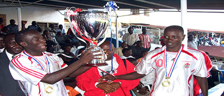 The 2007/2008 GTV Super League Promises Fireworks