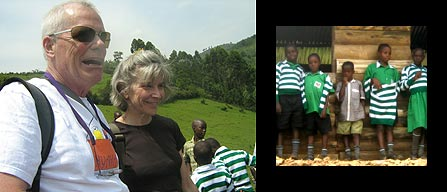 Kutamba Aids Orphans School: A New Dawn of Hope for AIDS Orphans in Uganda 