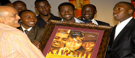 Kiwani: The Movie Premieres in Kampala