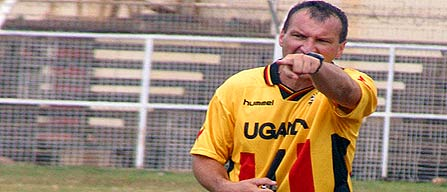 Lazlo Csaba's Departure is a Big Blow for Uganda's Cranes