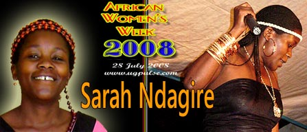 Sarah Ndagire: My People's Train