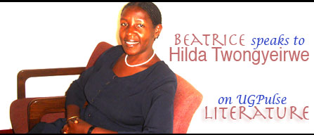 Beatrice Speaks to Hilda Twongyeirwe
