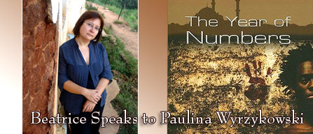 Beatrice Speaks to Paulina Wyrzykowski, Author of The Year of Numbers