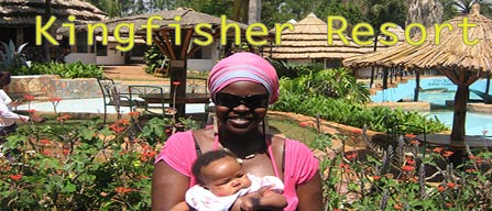 Kingfisher Resort: Destination Jinja