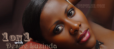 Desire Luzinda: One on One