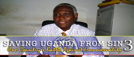 Saving Uganda From Sin - The Truth is Pastors Are Indulging in Homosexuality