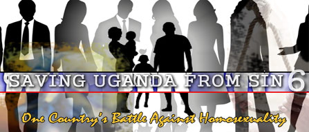 Saving Uganda From Sin - Let's Talk About Sex