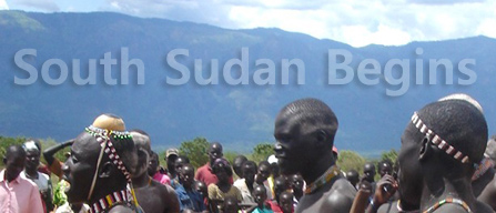 South Sudan Begins