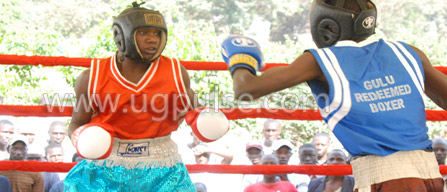 2011 All Africans Games:  Its Now Or Never For Boxer Sserugo