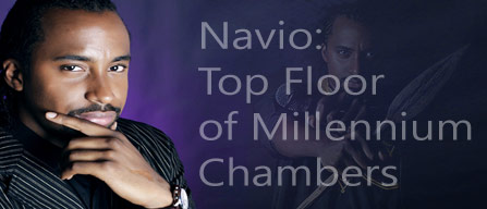Navio: Top Floor of Millennium Chambers