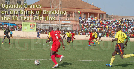 Epic Mission 1: Uganda Cranes on the Brink of Breaking the 33 Year Old Jinx