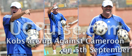 Epic Mission 2: Kobs are up Against Cameroon on 5th September