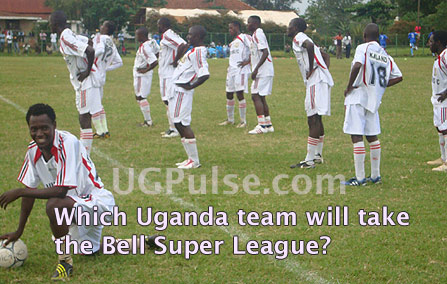 Which Uganda team will take the Bell Super League?