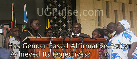 Has Gender-Based Affirmative Action  Achieved Its Objectives?