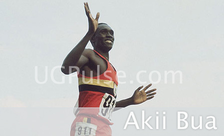 Akii-Bua Will Always be a Golden Legend