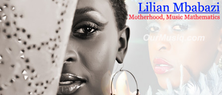 Lilian Mbabazi - Motherhood, Music and Mathematics
