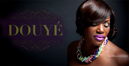 Douyé A Nigerian Born Star On The Rise