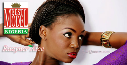 Best Model Nigeria 2014: Raayner Aice