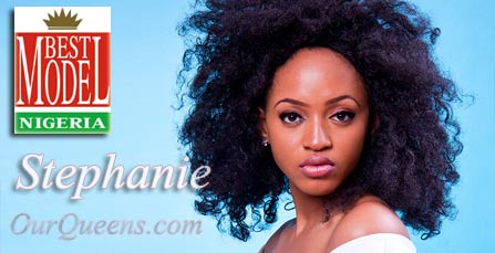Best Model Nigeria 2014: Stephanie
